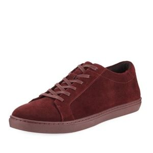 Kenneth Cole - Kam Suede Sneakers